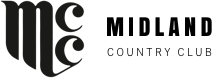 Midland Country Club logo